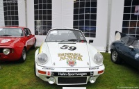 1974 Porsche 911 Carrera RS.  Chassis number 911 460 9089