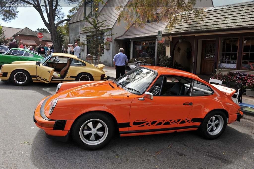 1974 Porsche 911 Image Chassis Number 9114400321 Photo