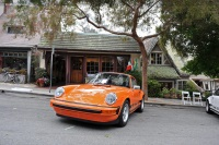 1974 Porsche 911.  Chassis number 9114400321