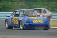 1974 Porsche Carrera IROC RSR image.