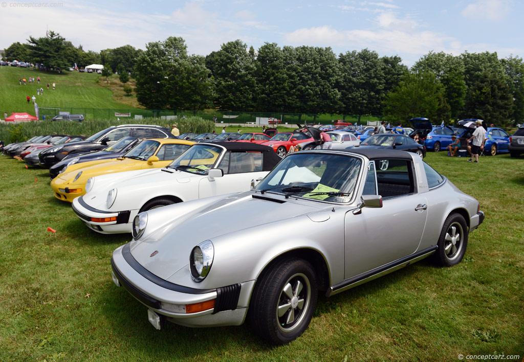 1975 Porsche 911 History Pictures Value Auction Sales