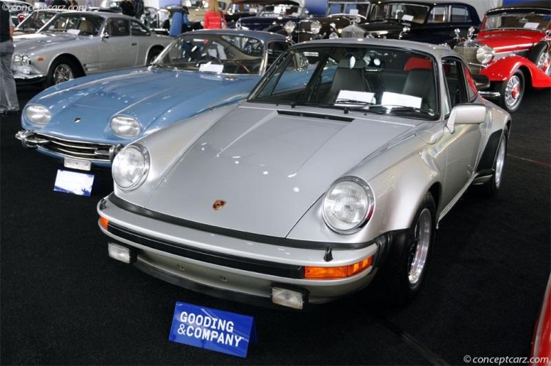 1976 Porsche 911 Turbo Type 930 Carrera
