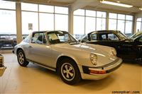 1976 Porsche 911.  Chassis number 9116211839