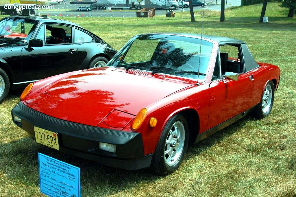 1976 Porsche 914 Image Https Www Conceptcarz Com Images