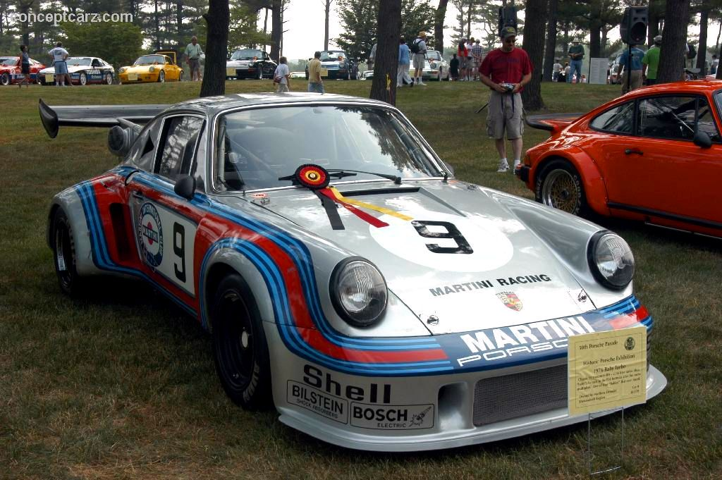 1976 Porsche 935 Baby Turbo History Pictures Value