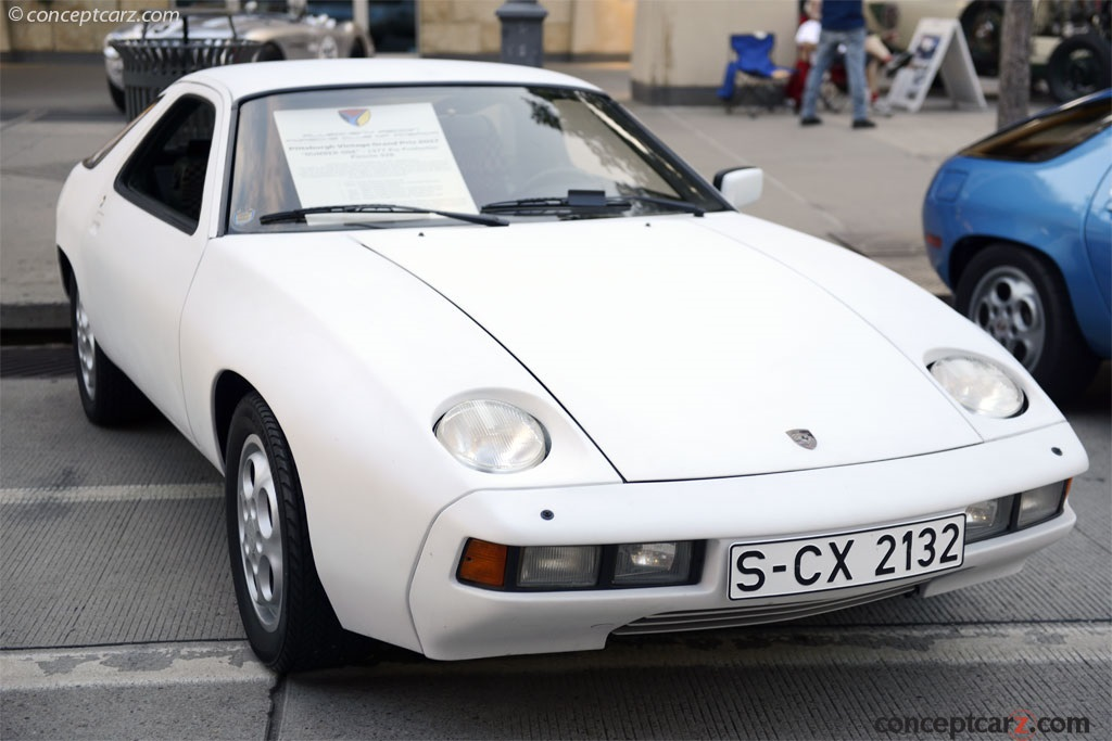 1977 Porsche 928 Pictures History Value Research News