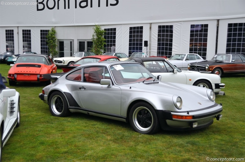 Chis 9308800266. 1978 Porsche 930 Turbo chis information