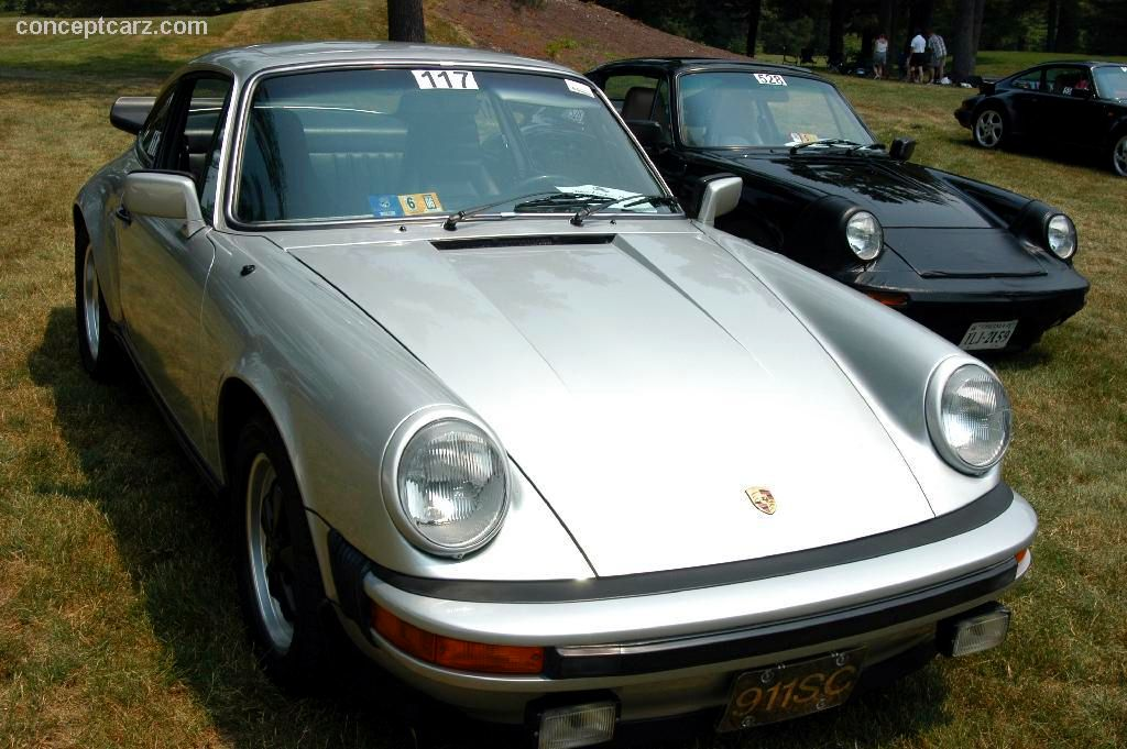 Auction Results And Sales Data For 1979 Porsche 911sc