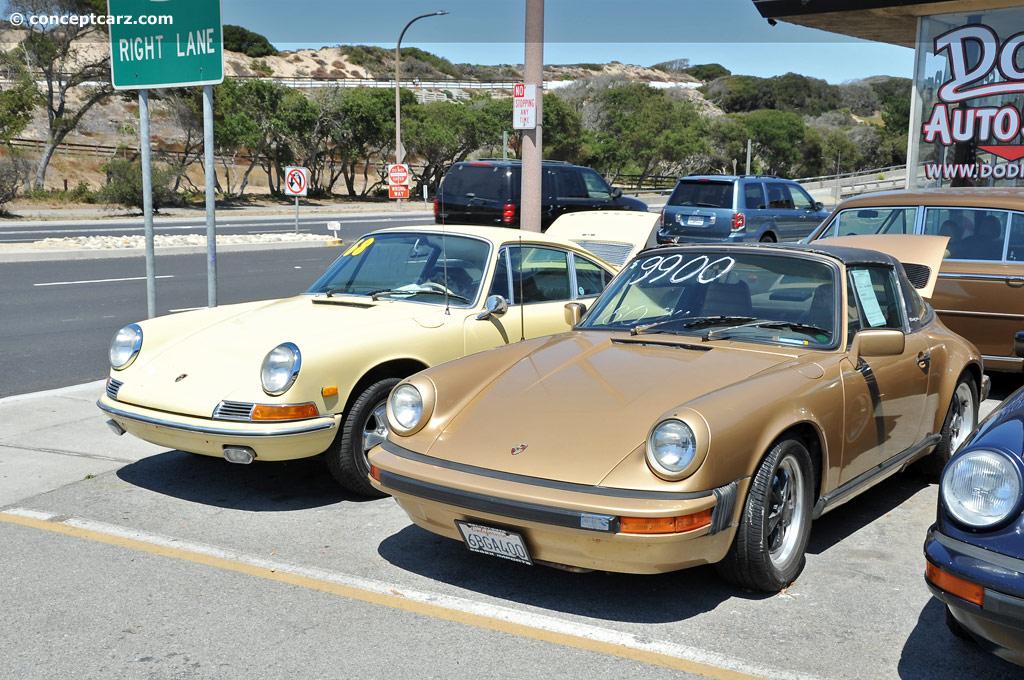 1980 Porsche 911 Sc Image Photo 23 Of 25
