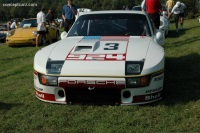 1980 Porsche 924 GTP image.