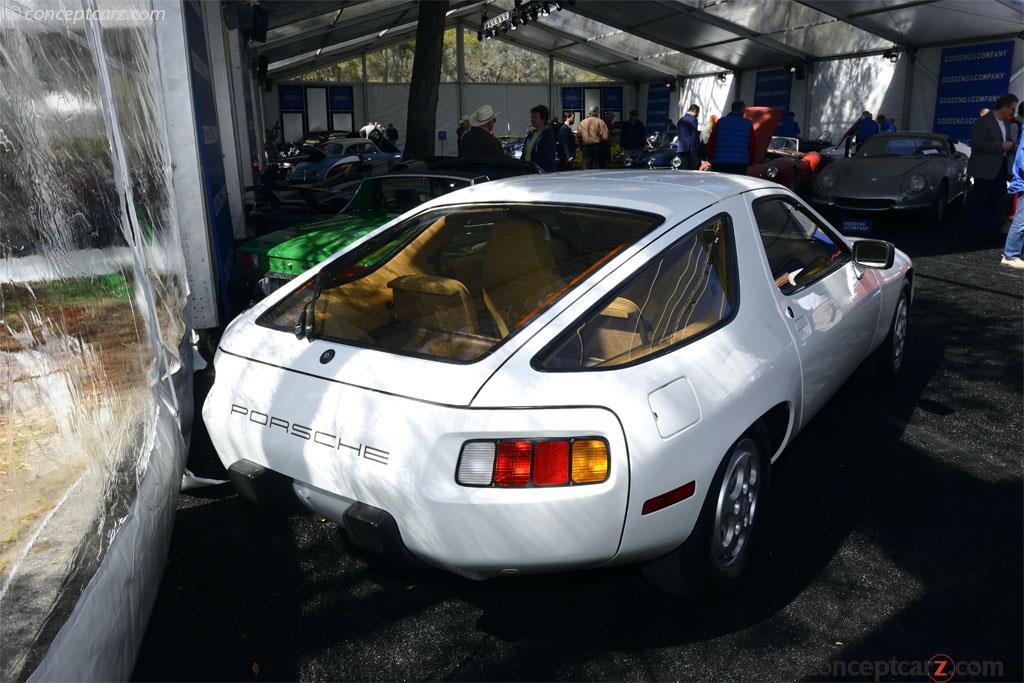1982 porsche 928 value