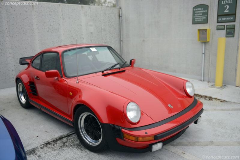 1983 Porsche 911 Turbo Image. Photo 2 of 29