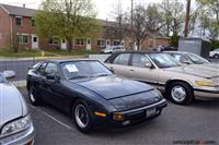 1983 Porsche 944.  Chassis number WP0AA0949DN465229