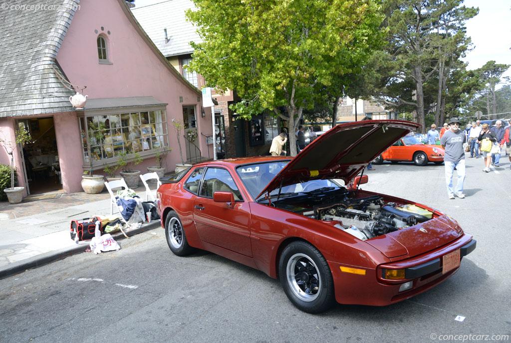 1983 porsche 944 price