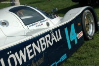 1984 Porsche 962.  Chassis number 103