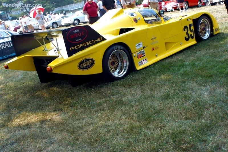 1985 Porsche 962c History Pictures Value Auction Sales