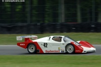 1986 Porsche Fabcar GTP-L