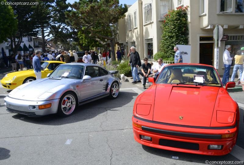 1985 Porsche 911 Carrera Slant Nose Conceptcarzcom