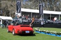 1985 Porsche Speedster Design Study