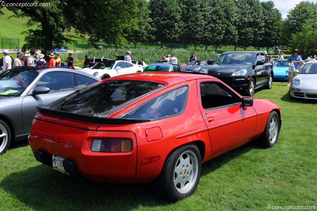 Auction Results and Sales Data for 1986 Porsche 928 S