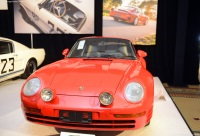 1986 Porsche 959.  Chassis number WPOZZZ93ZFS010063
