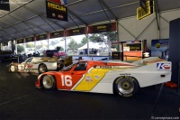 1986 Porsche 962.  Chassis number 962-122