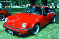 1986 Porsche 911 Carrera Turbo image.