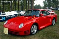 1986 Porsche 959 image.