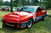 1986 Porsche Rothmans Cup 944 image.