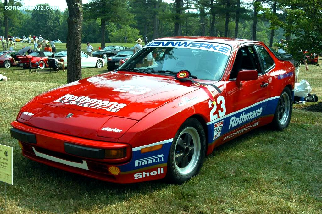 1986 Porsche Rothmans Cup 944 Pictures History Value