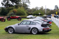 1987 Porsche 911 Turbo.  Chassis number WP0JB0932HS050488