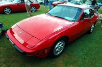 1987 Porsche 924S image.