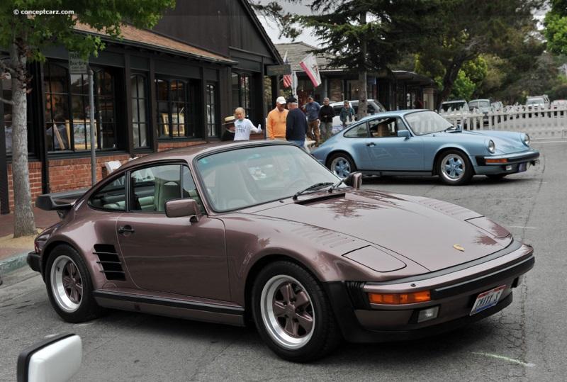 1988 Porsche 911 Carrera chis information.