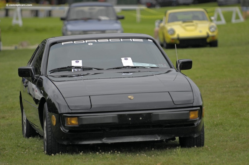 1988 Porsche 924S Image. Photo 9 of 11