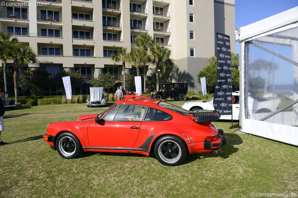Auction Results And Sales Data For 1989 Porsche 911 Turbo