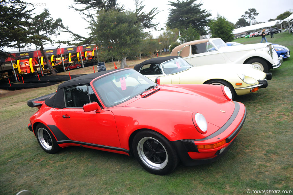 Auction Results and Sales Data for 1989 Porsche 911 Turbo Type 930