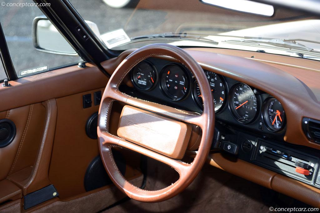 1989 Porsche 911 Turbo Type 930