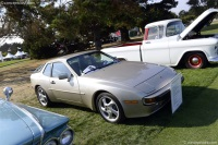 1989 Porsche 944.  Chassis number WP0AA0947KN451150