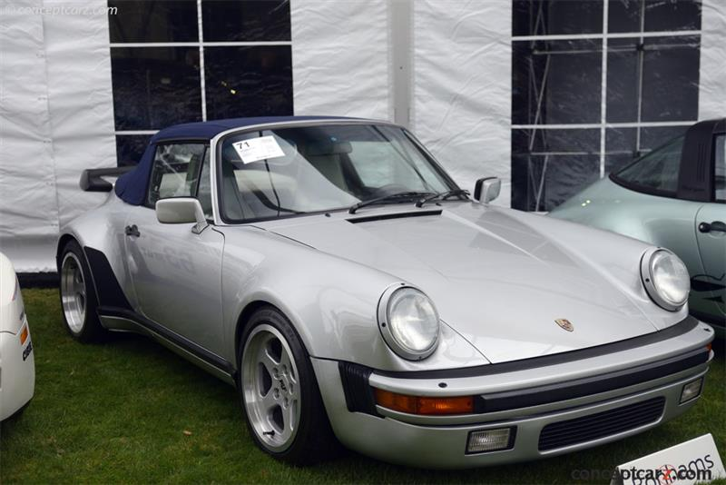 1989 Ruf 911 Turbo Type 930