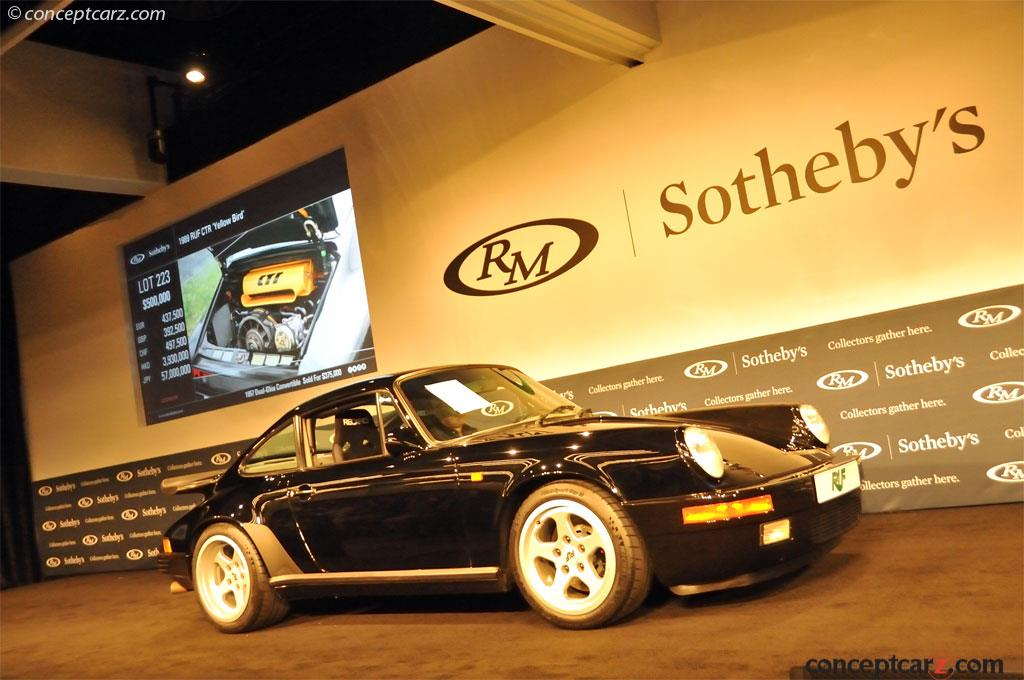 Exterior & Body Parts Porsche 911 Classic Bonnet Roof Boot Double