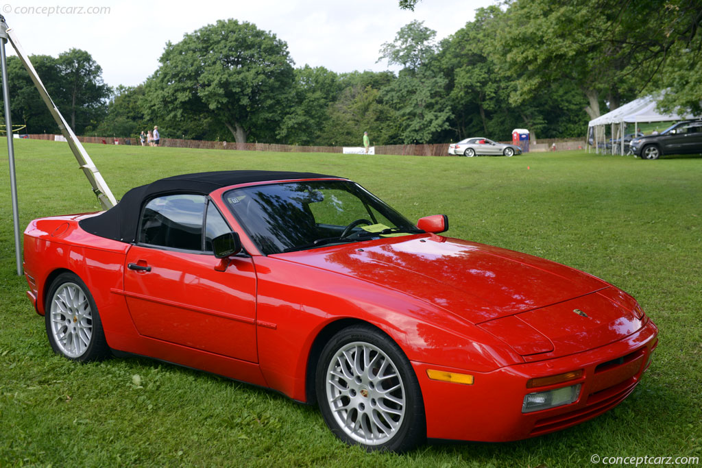 1990 Porsche 944 S2 History Pictures Value Auction Sales Research And News