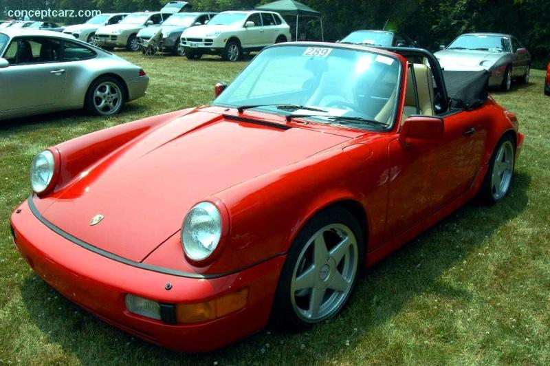 1990 Porsche 911 Carrera 4 Image Photo 6 Of 6