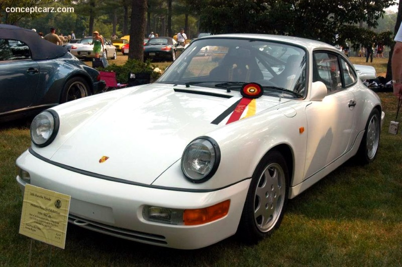 1990 Porsche 964 RS Competition