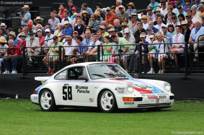 1991 Porsche 911 Turbo S 2 Conceptcarz Com