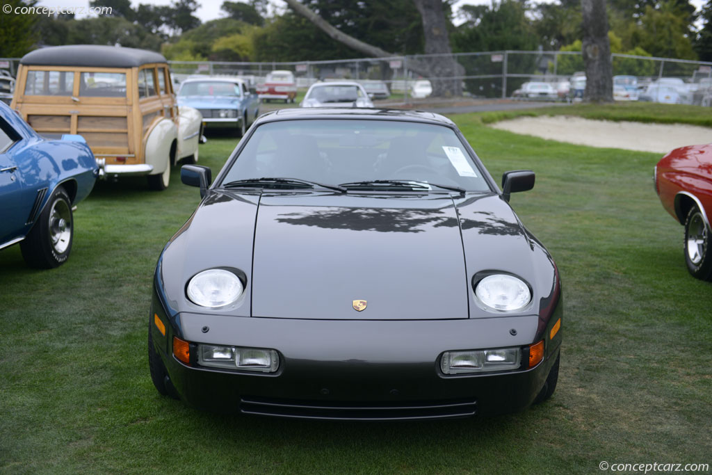 1991 Porsche 928 S4 History Pictures Value Auction
