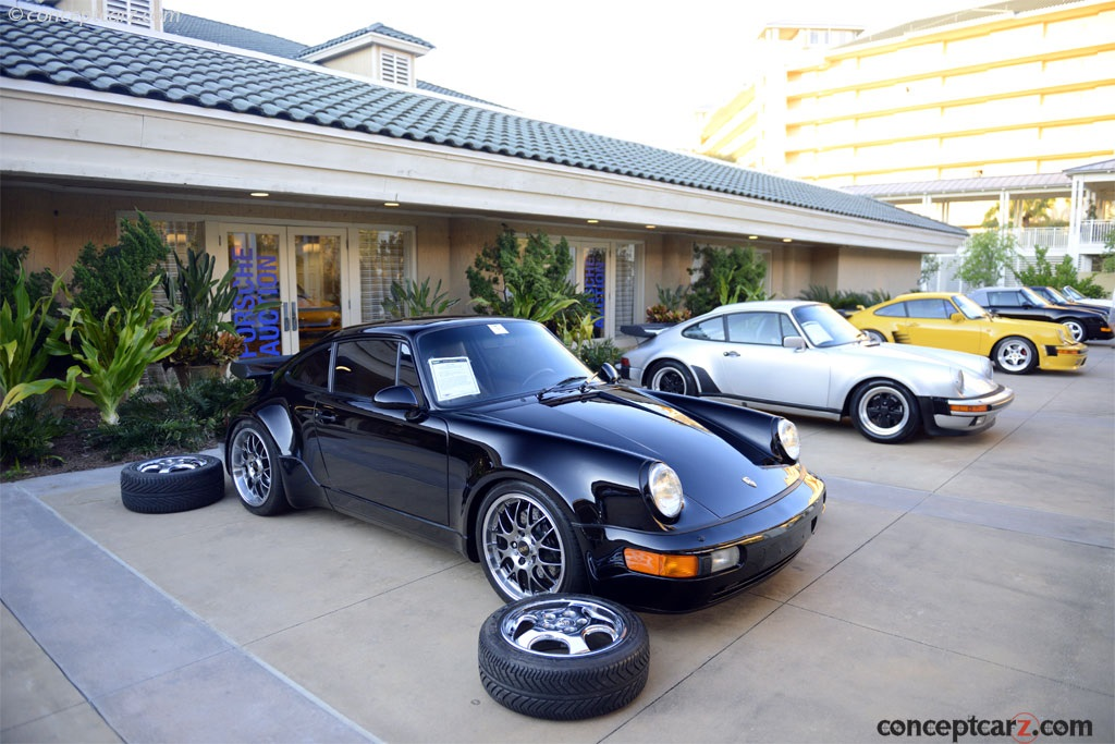 1992 Porsche Type 964 History Pictures Value Auction Sales Research And News