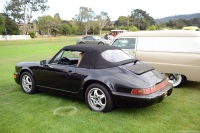 1993 Porsche 911.  Chassis number WP0CB2962PS460477
