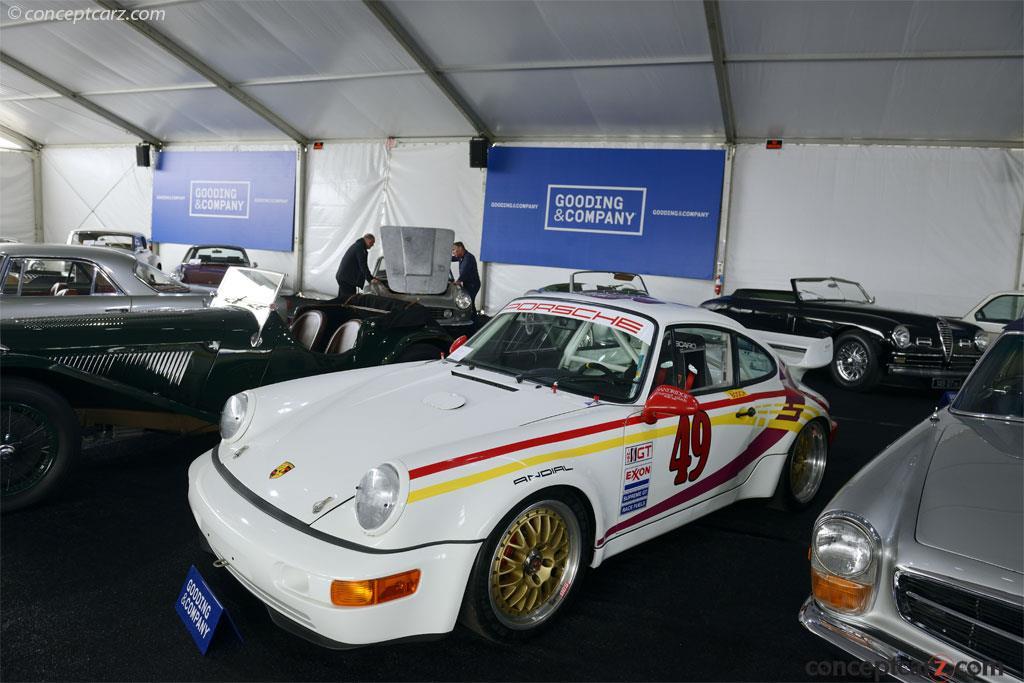 Porsche 964 Carrera RSR Pictures And Wallpaper