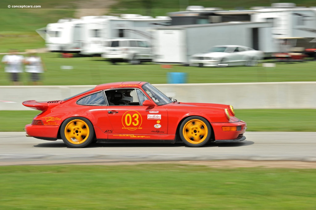 Auction Results And Sales Data For 1993 Porsche 911 Rs