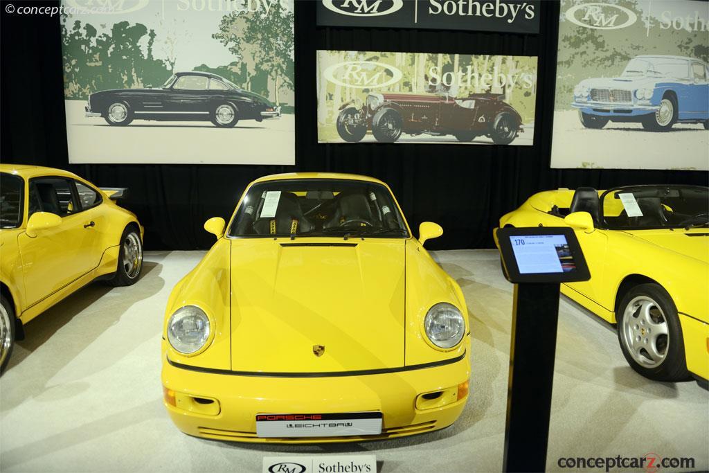 1993 Porsche 911 Turbo S